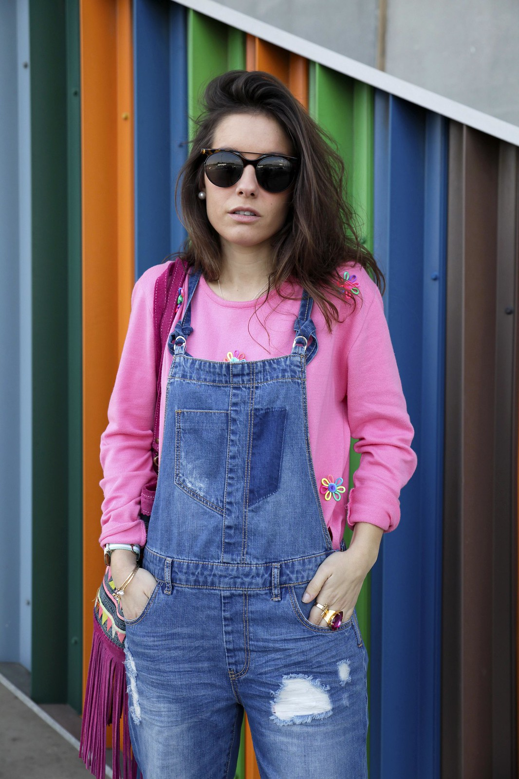 OVERALL OUTFIT FOR SPRING theguestgirl