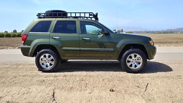 2008 jeep grand cherokee overland 4x4 qdii v8 hemi expedition portal. Black Bedroom Furniture Sets. Home Design Ideas