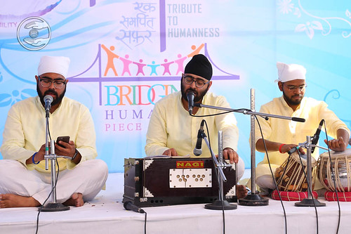 Devotional song by Ashmeet and Saathi from Hyderabad