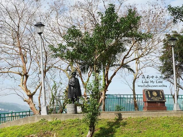 基隆景點一日遊中正公園大佛廣場 (7)