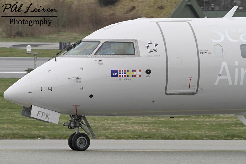 EI-FPK - CRJ9 - SAS