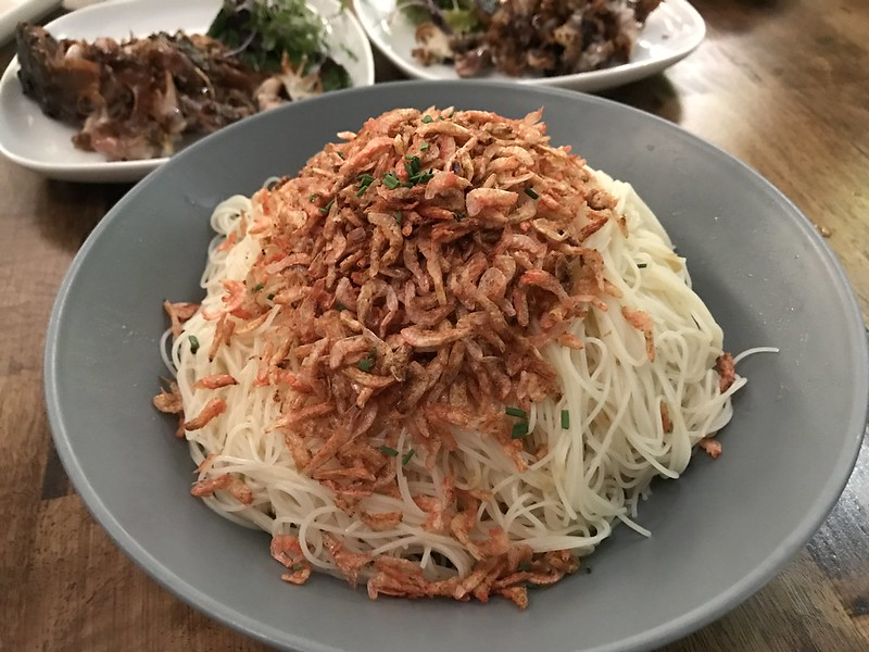 Chilled Piquant Rice Vermicelli (Bee Hoon)