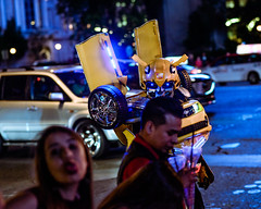 Street Transformer