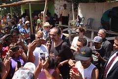 Prefeito Alexandre Kalil visita ocupação Izidora