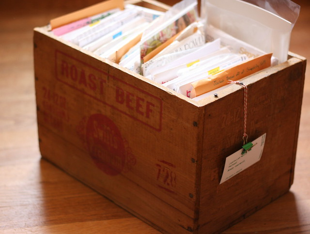 Vintage Storage Solutions for Sewing