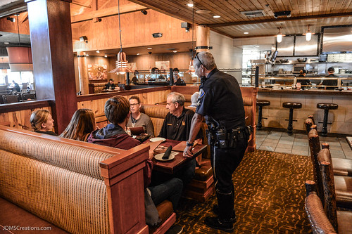 Letr Tip A Cop Claim Jumper Special Olympics Southern California