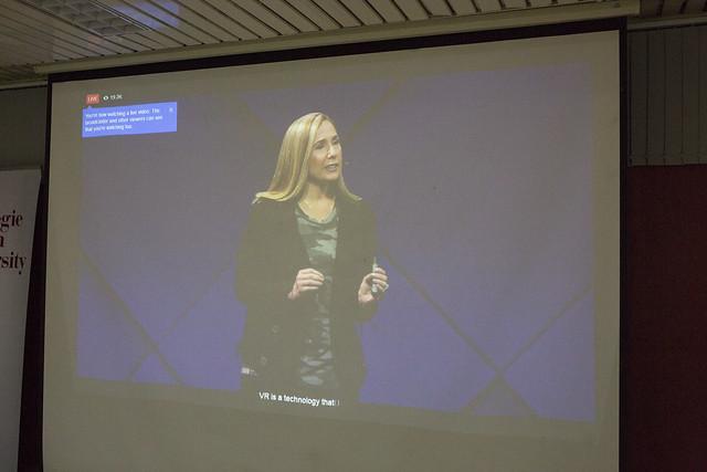 F8 Conference Live Stream at CMU
