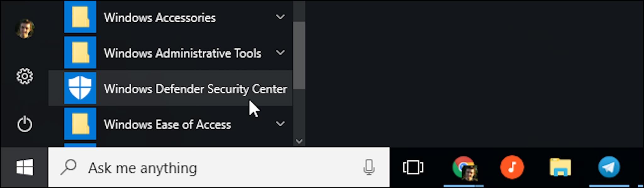 Hướng dẫn xóa tất cả các phần mềm trên Windows 10 - Fresh Start Khởi động Windows một cách sạch sẽ
