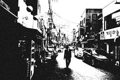 Chungmuro Street in Seoul