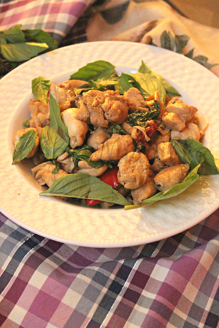 Basil Chicken -edit