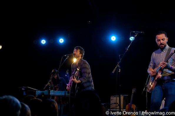 Sea Wolf + Savoir Adore @ the Glass House, Pomona 5/17/13