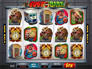 Bust the Bank slot game online review