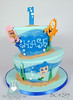 BC4295-bubble-guppies-birthday-cake-toronto-oakville