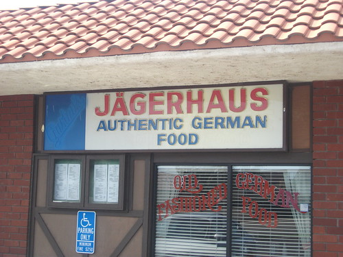 Jagerhaus German Restaurant