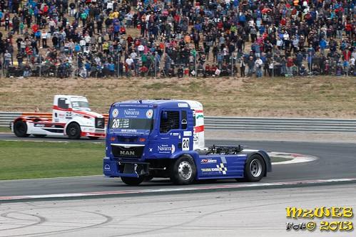 GP Camion circuito de Navarra.