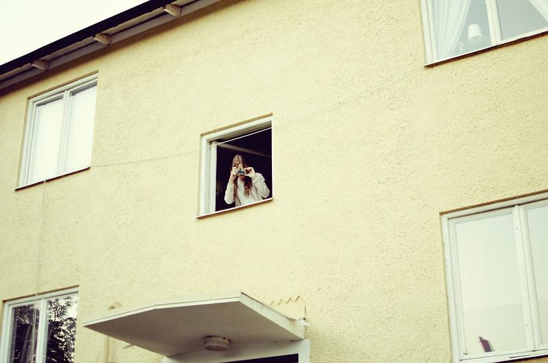 Bianca och Erik blir grannar.