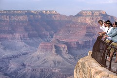 Zooming in on Grand Canyon