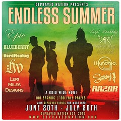 endless summer hunt
