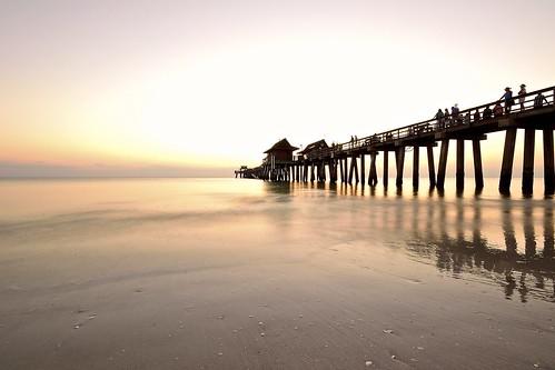 ocean light sunset sea usa beach del nikon tramonto florida sigma naples 1020 spiaggia luce uniti paradiso golfo messico pontile stati nikonflickraward nikonclubit fabiotode me2youphotographylevel2 me2youphotographylevel1