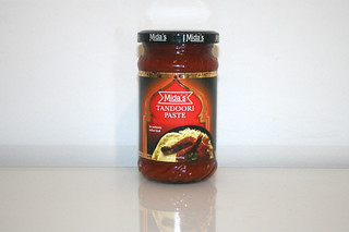 04 - Zutat Tandoori-Paste / Ingredient tandoori