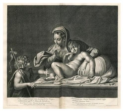004-Tableaux Du Cabinet Du Roy…1677-André Félibien- Staatsbibliothek zu Berlin