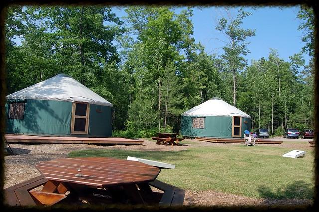 The Yurt Village