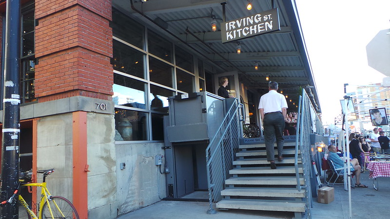 Irving Kitchen Restaurant Portland
