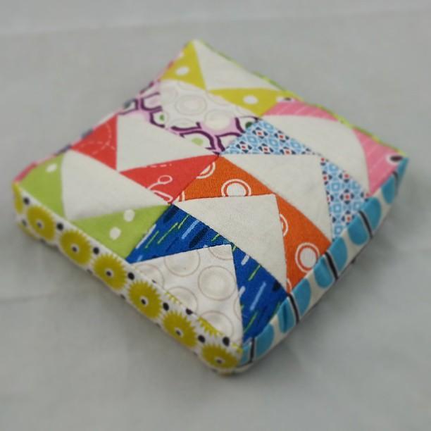 Pincushion #sewingroomswap