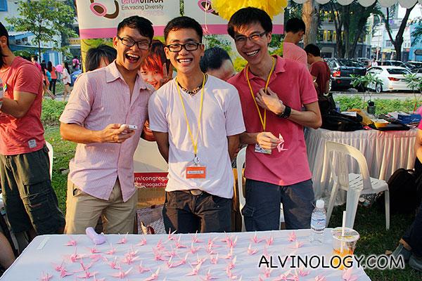 Alvinology Goes to Pink Dot 2013 - Alvinology