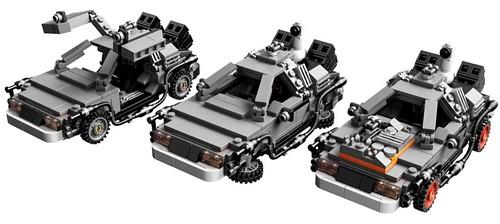 Lego Машина времени