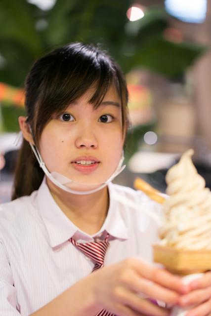 不用到日本也吃得到 100% 天然霜淇淋 – 微淇甜蜜屋 (更新) @3C 達人廖阿輝