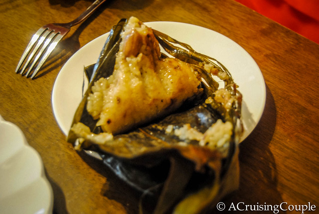 Zhongzi Sticky Rice Dumpling