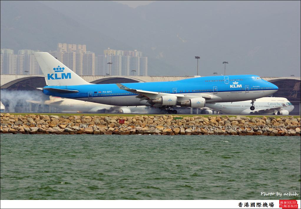 KLM - Royal Dutch Airlines PH-BFC