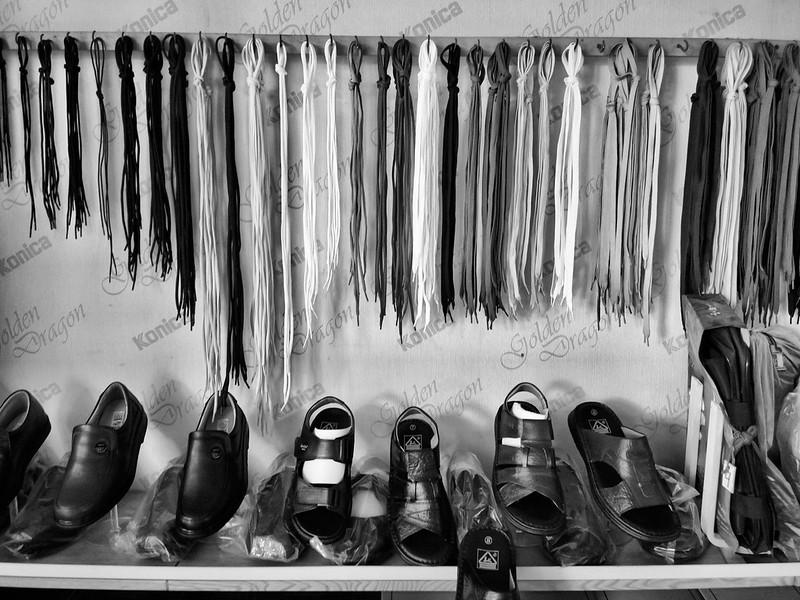 「沒有一雙鞋代能用的」