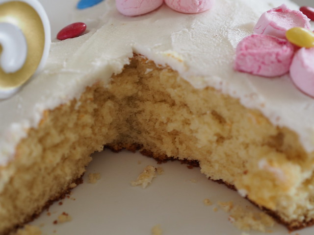 Butter Cake Icing Thermomix