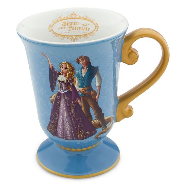 Rapunzel And Flynn Mug Disney Fairytale Designer