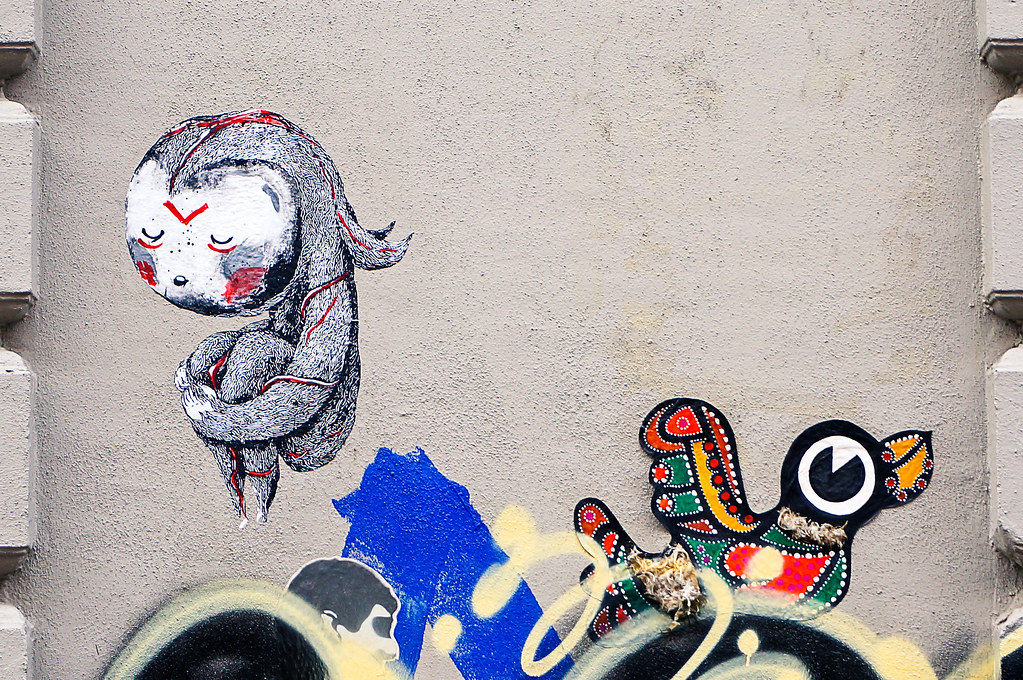 sam crew john reaktor streetart