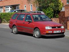 automobile, automotive exterior, volkswagen, vehicle, volkswagen golf variant, volkswagen golf mk3, land vehicle,