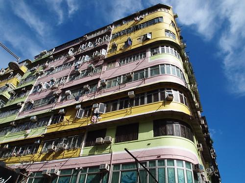 角丸ビル 香港