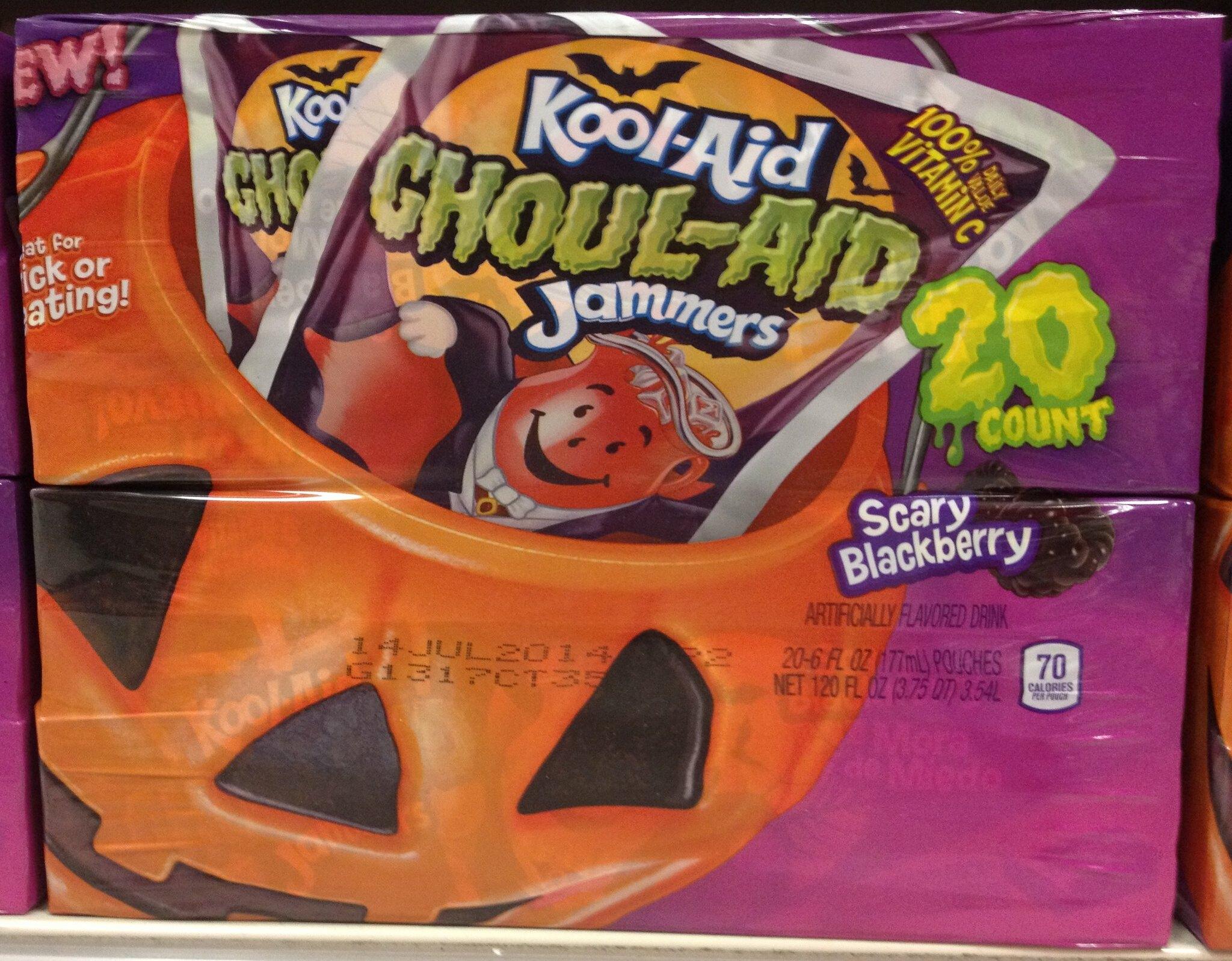 Kool-Aid Ghoul Aid Jammers