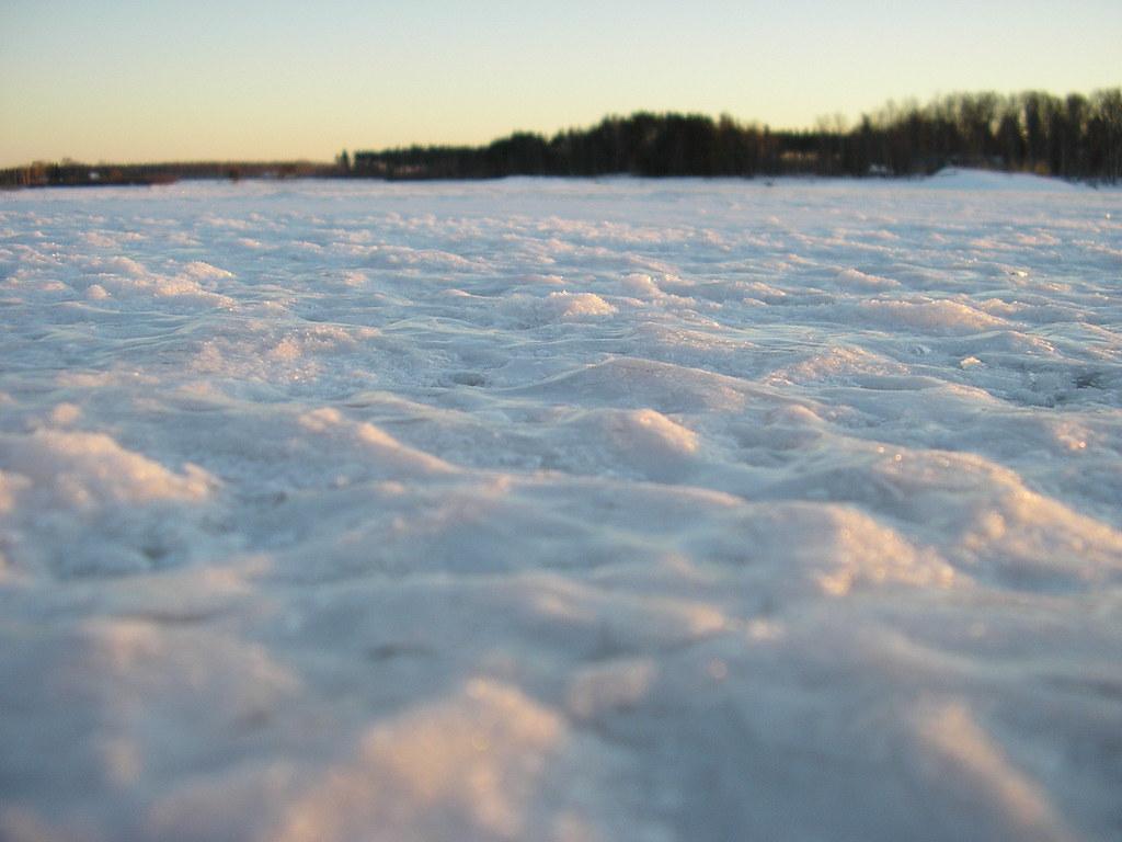 Una palabra para nieve: röpelö
