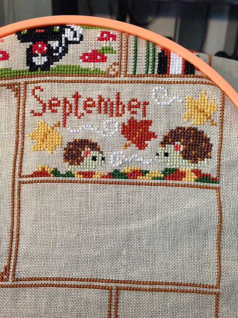 September Woodland Sampler