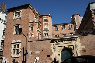 Image of Hôtel du Vieux-Raisin. france townhouse mansion toulouse villerose hôtelparticulier hôtelduvieuxraisin