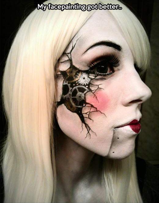 图毒生灵 和邪社 化妆 (6)