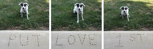 put-love-first
