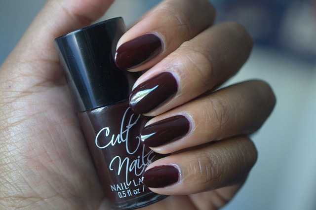 Makeup Wars: Fall Manicure