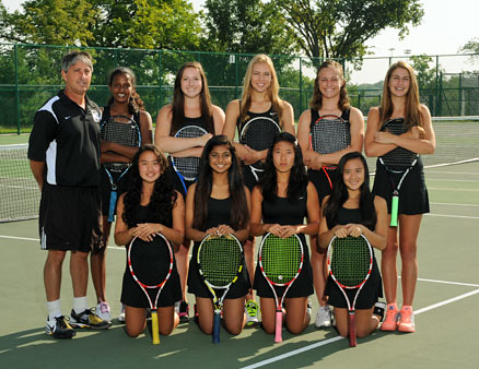 Mason Girls' Tennis