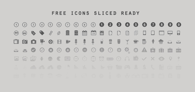 icon sliced