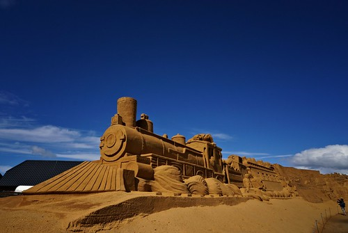 [Explore #11] auf Sand gebaut...