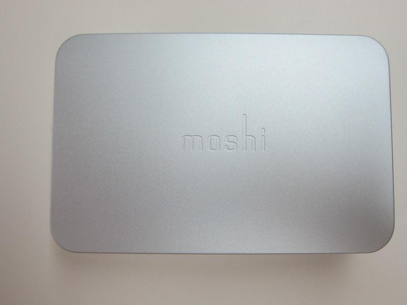 Moshi IonBank 10k - Top View